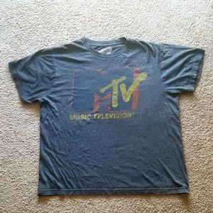 MTV Old Navy collectabilitees 2011 XL EUC